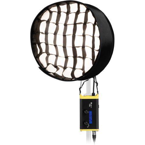 ikan CB6 Round Canvas Bi-Color Bendable LED Panel