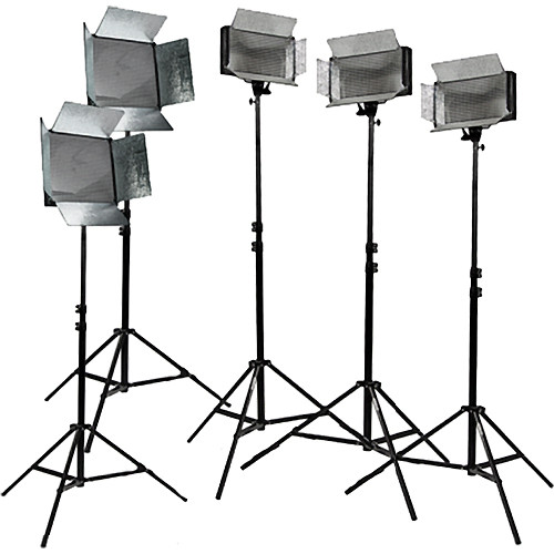 ikan 5-Piece Chromakey Kit V2 - Medium