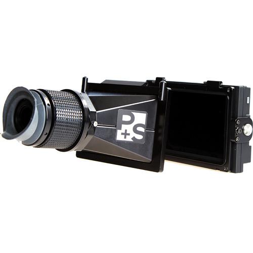 "ikan D5 5.6"" Field Monitor with Nikon EN-EL15 Type Battery Plate & PS-Finder"