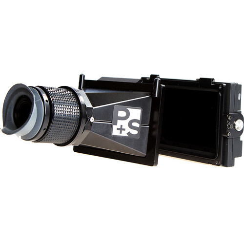 ikan D5W-PS-S Field Monitor with PS Finder (Sony L Series Battery Plate)