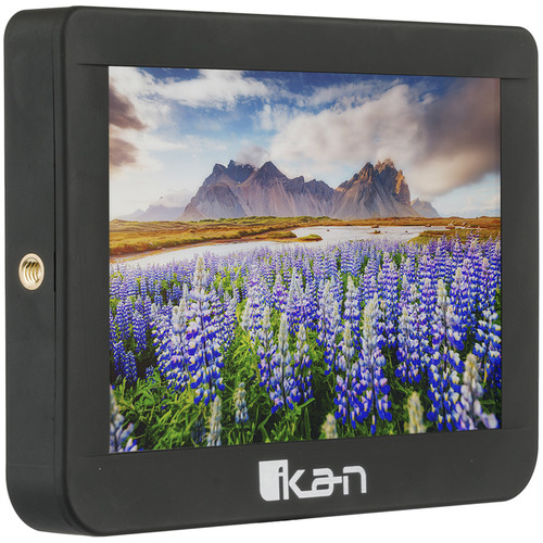 """ikan Delta 7"""" On-Camera HDMI Monitor with 4K Support"""