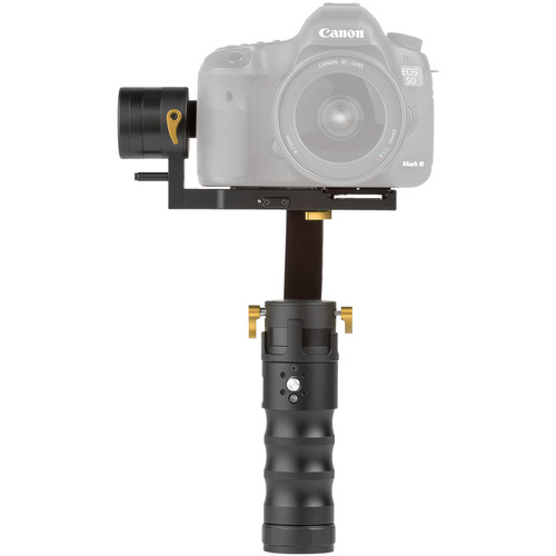 ikan DS1 Beholder Gimbal & Dual Grip Handle Kit for DSLRs & Mirrorless Cameras