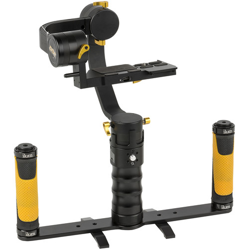 ikan DS1 Beholder Gimbal & Dual Grip Handle Kit for DSLRs & Mirrorless Cameras