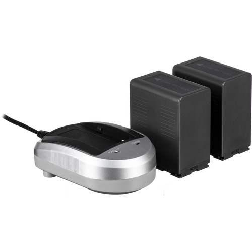ikan Canon 900 Style Battery Kit with Charger