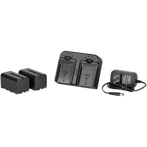 ikan L-Series Battery Kit