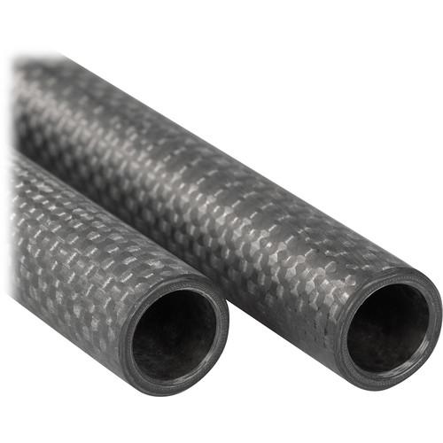 "ikan 15mm Carbon Fiber Rod (Pair, 18"")"