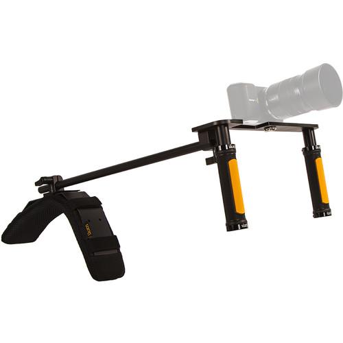 ikan ELE-DCPCFLY Shoulder Rig for DSLR & Blackmagic Pocket Cinema Camera