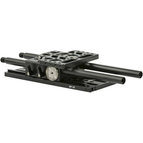 """ikan Elements EV Series ELE-DOVETAIL-9 Camera Mount with 9"""" Dovetail Plate & Riser"""