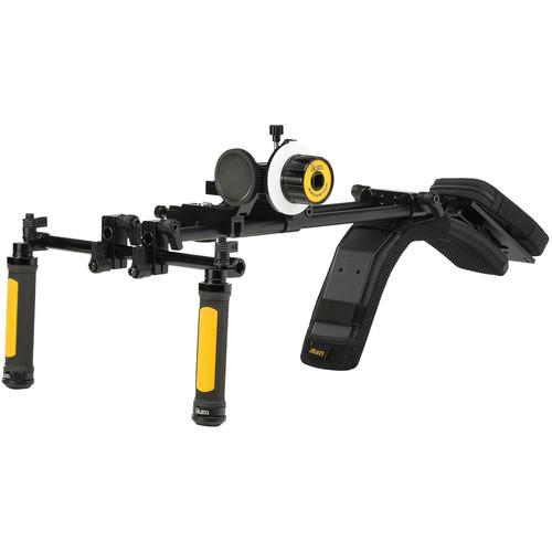 ikan EV3 Flyweight DSLR Shoulder Rig and Follow Focus Kit