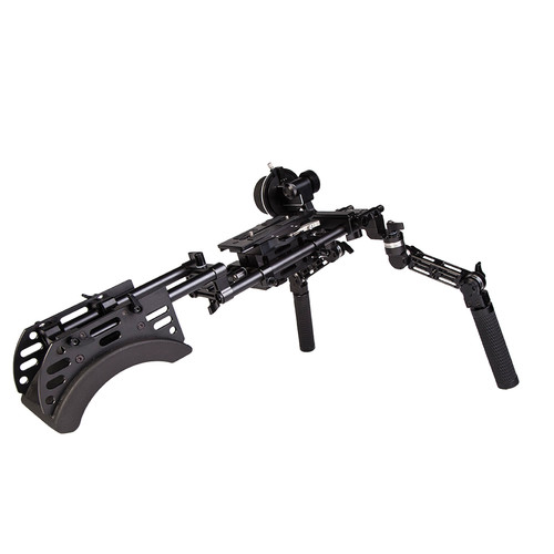 ikan Elements Plus Shoulder Rig with Follow Focus