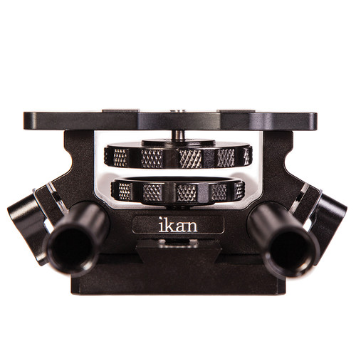 ikan Elements Plus Quick Release Baseplate with 15mm Rods