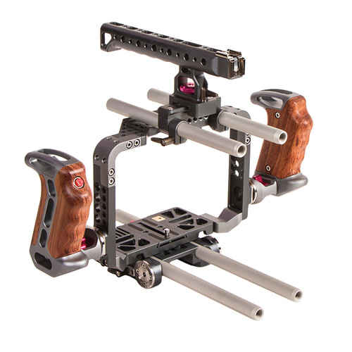 Tilta ES-T07 Blackmagic Cinema Camera Rig