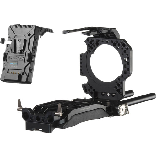 Tilta ES-T15 Rig with Front & Top Plates and V-Mount Plate for Sony FS7/FS7 II