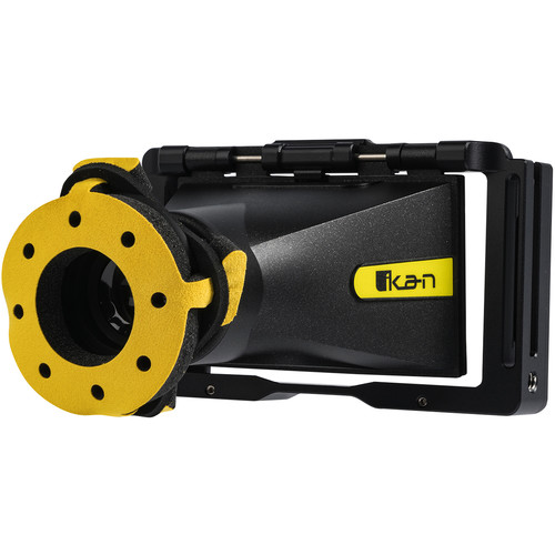 ikan Monitor Cage with Viewfinder for DH5/DH5e