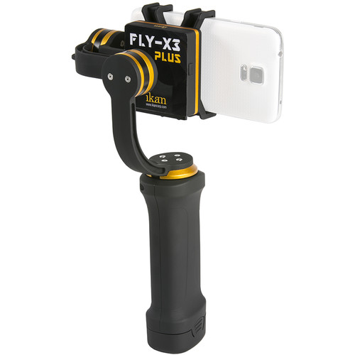 ikan Fly-X3-Plus 3-Axis Smartphone Gimbal Stabilizer With Extra Battery