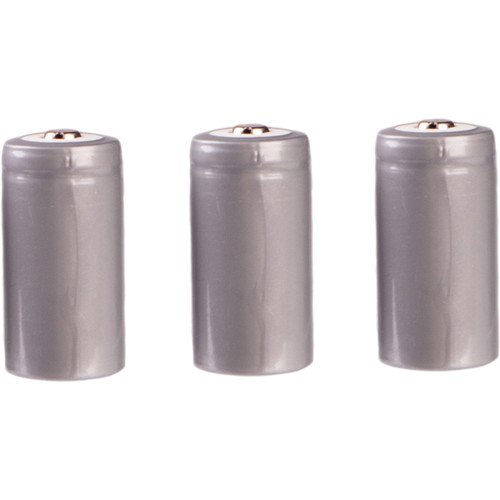 ikan Batteries for FLY-X3 & FLY-X3-GO Gimbal (Set of 3)