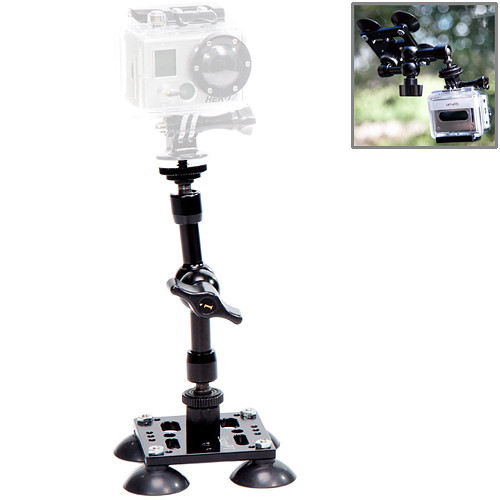 ikan Professional Window Mount for Action Cameras