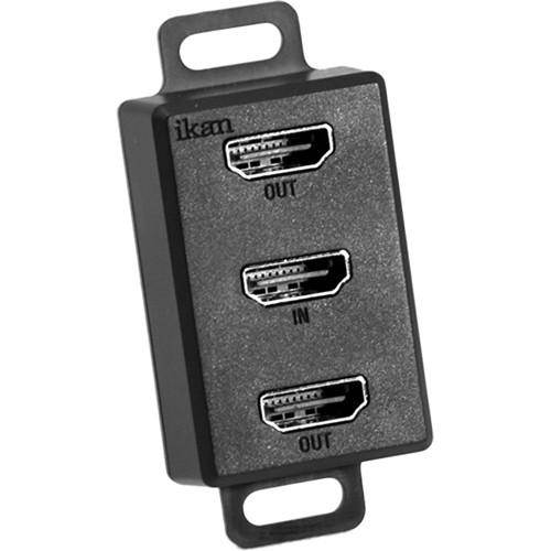 ikan HDMI-2-HDMI Passive Dual Output HDMI Splitter