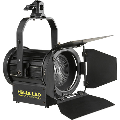 ikan Helia 40W Bi-Color LED Fresnel Light
