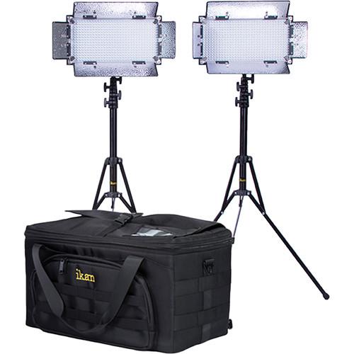ikan IB508-v2 Bi-Color LED 2-Light Studio Kit