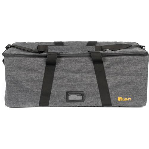 ikan Compact Light Kit Bag for Canvas, Mylo, iLED Lights (Gray)