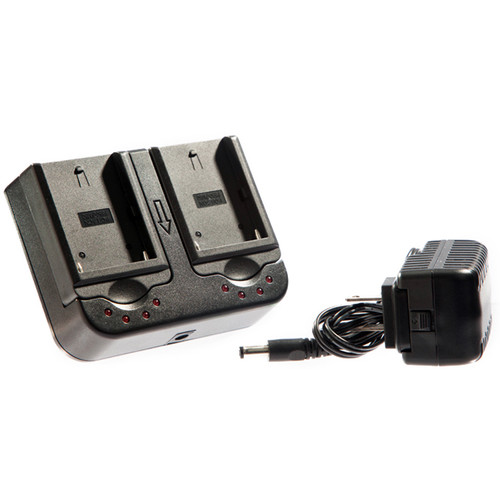 ikan Dual Charger for Canon E6 Type Batteries