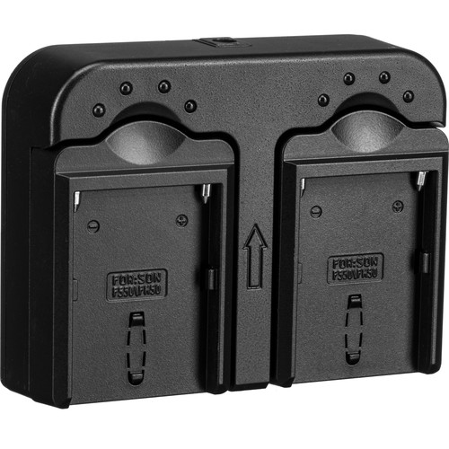 ikan Dual Sony L-Series Compatible Battery Charger
