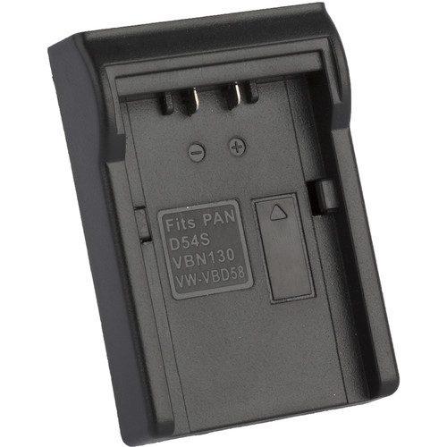 ikan Panasonic D54 Style Battery Plate for ICH-K Chargers