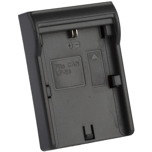 ikan Canon E6 Style Battery Plate for ICH-K Chargers