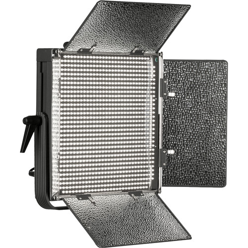 ikan ID1000-PLUS Daylight LED Light, Yoke, Gold Mount Battery Plate