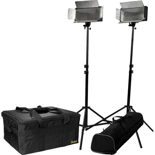 ikan ID500-v2 2-Point Light Kit