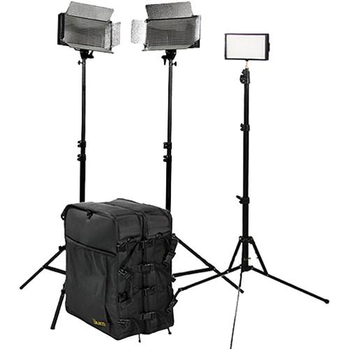 ikan IDK2513-v2 iLED312 / ID500-v2 Interview Kit