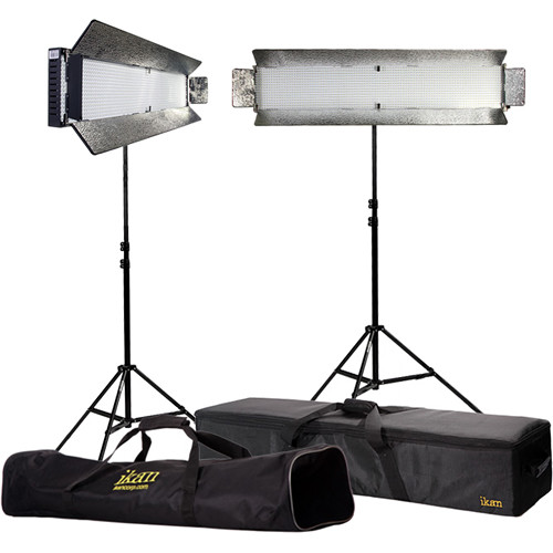 ikan IDMX1500-v2 Two Light Kit