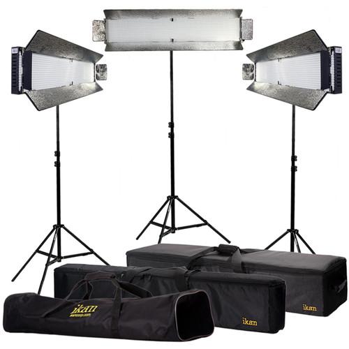 ikan IDMX1500-v2 Three Light Kit