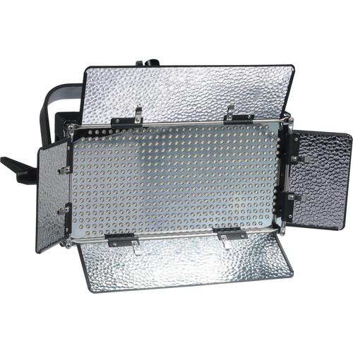 ikan IDMX500T LED Studio Light with DMX (3 Pack)