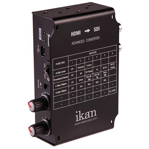 ikan Advanced HDMI to SDI Converter