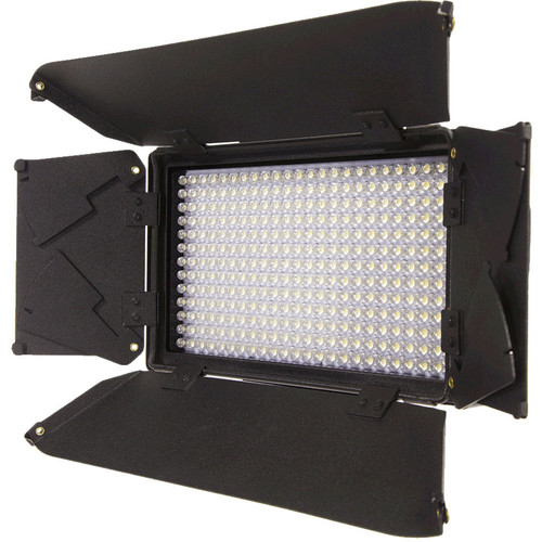 ikan iLED312-v2 On-Camera Bi-Color LED Light with Digital Display