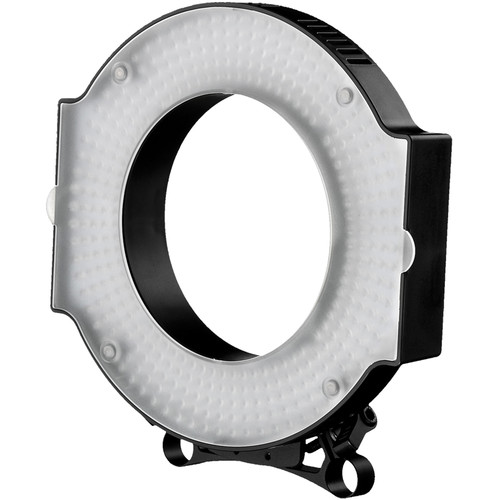 ikan Rod Mount LED Ring Light