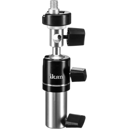 """ikan Light Stand Adapter with 1/4""""-20 Mount"""