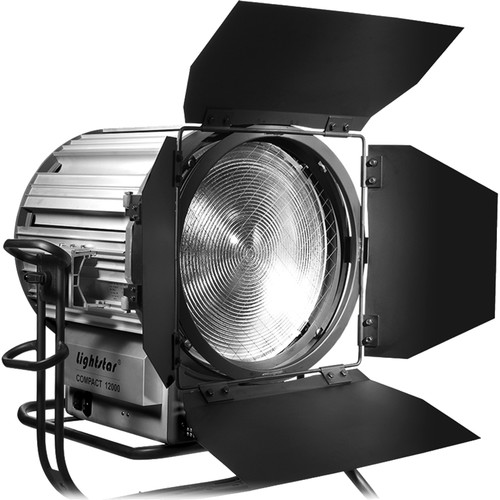 ikan 18kW/12kW HMI Fresnel Light Kit with Electronic Ballast