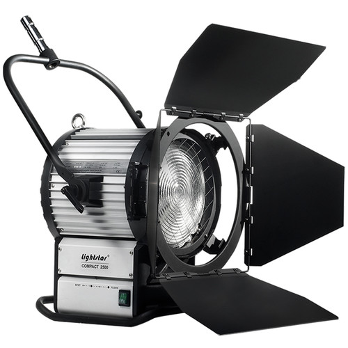 ikan Lightstar 2500 Watt HMI Fresnel Kit