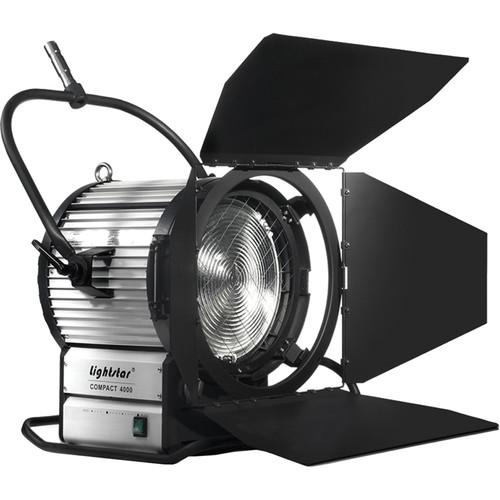 ikan 4000W HMI Fresnel Light Kit with Electronic Ballast