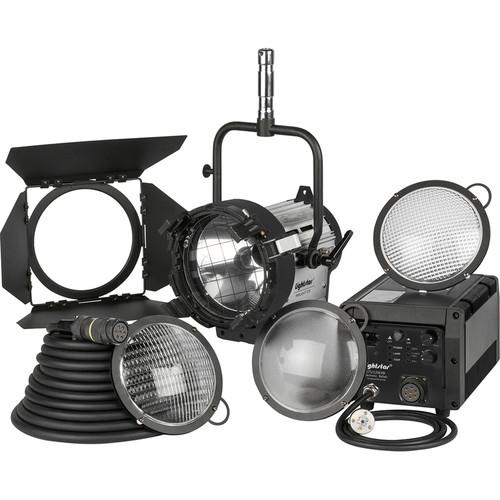 ikan Lightstar 575W HMI PAR Light with 575/1200W Ballast