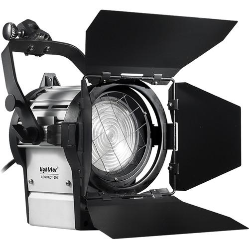 ikan Lightstar 200 Watt HMI Fresnel Head