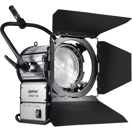 ikan Lightstar 1200 Watt HMI Fresnel Head