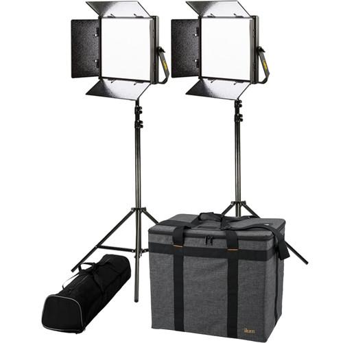 ikan Lyra LW10 Daylight 2-Point LED Light Kit