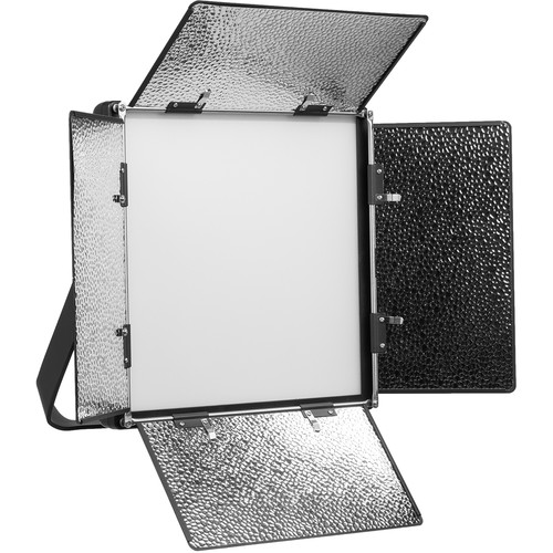 ikan Lyra LW10 Daylight Balanced Soft Panel 1 x 1 Studio & Field LED Light