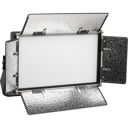 ikan Lyra Half x 1 Daylight Soft Studio and Field LED Light with DMX