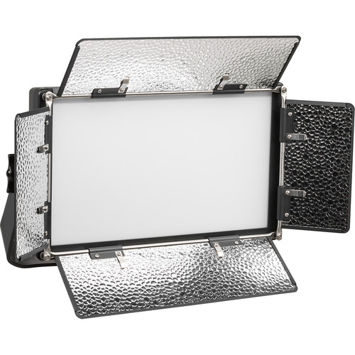 ikan Lyra Half x 1 Daylight Soft Studio and Field LED Light with DMX