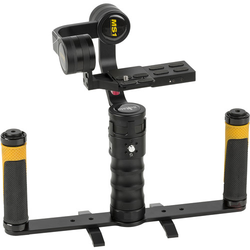 ikan MS1 Beholder Gimbal & Dual Grip Handle Kit for Point & Shoot and Mirrorless Cameras